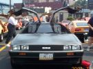 A Delorean from the Cleveland 2001 BIG
