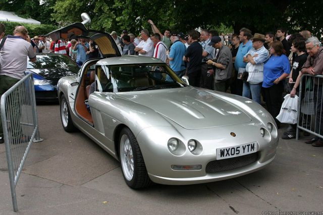 Gullwing Car - Page 2 Bristol-Fighter